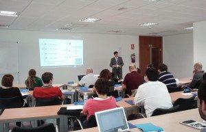 Course marketing of technologies Universidad Politécnica Madrid